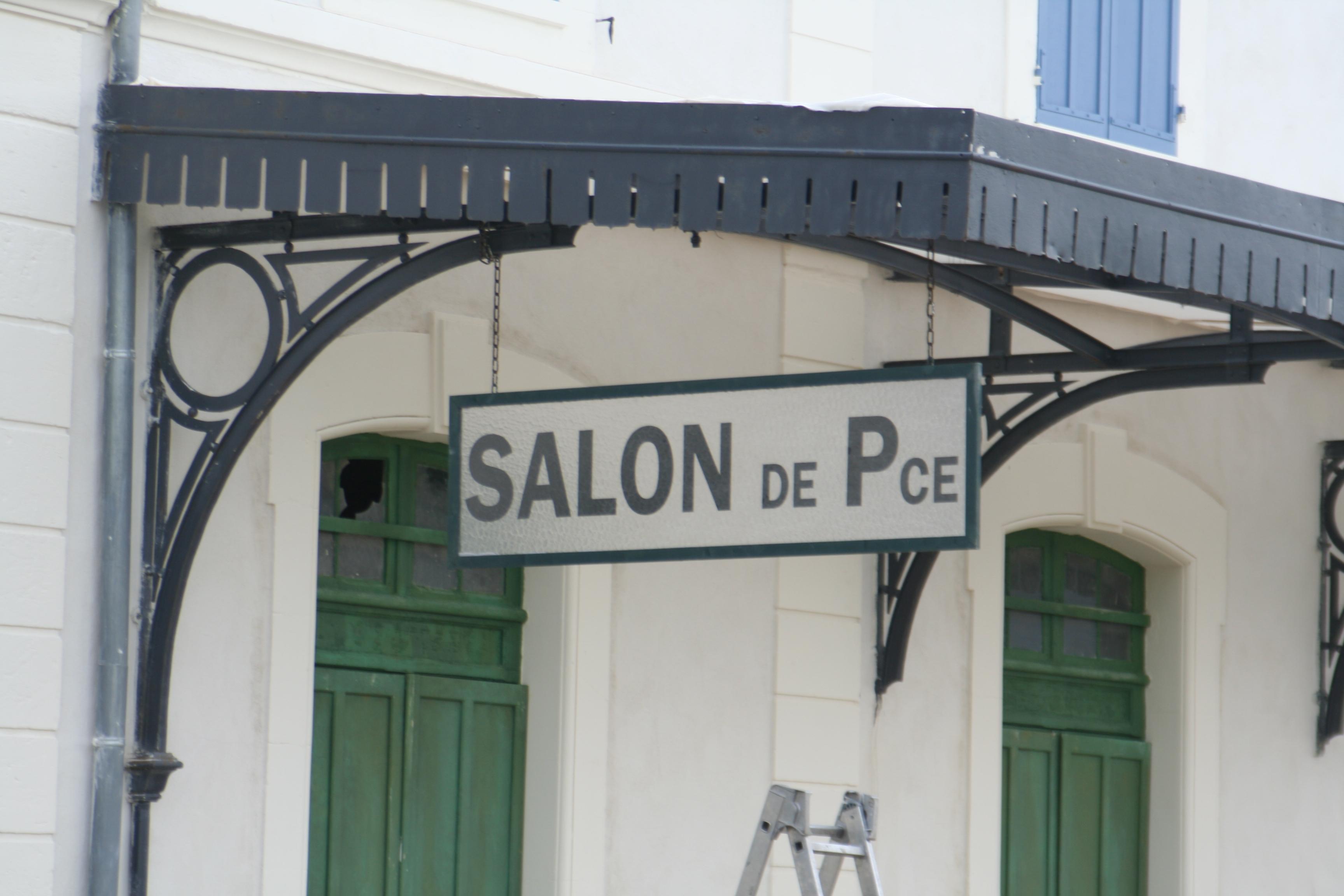 Train touristique du centre var affr tement trains de for Train paris salon de provence